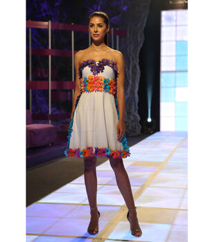 Project Runway Threads: Episode 5, Kimani Look 2