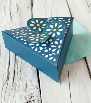 Triangle Flower Box