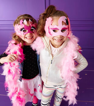 Darker Twin Flamingo Mask