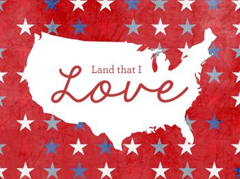 Patriotic Wall Art Printables