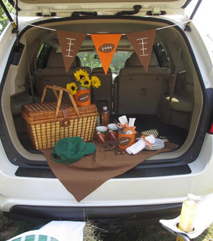 How To Make Tailgating Party Decorations