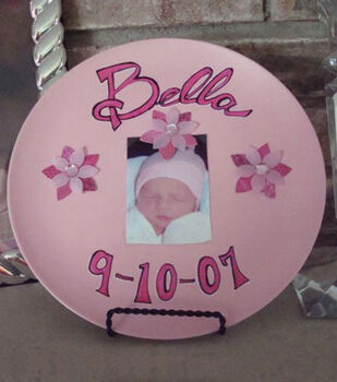Happy Occasion Photo Plate