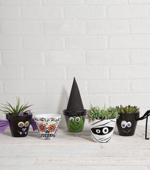 Halloween Pots