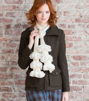 Ready with Ruffles Scarf