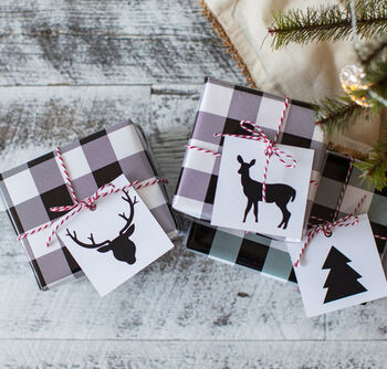 Makers Guide: Holiday Christmas Tags
