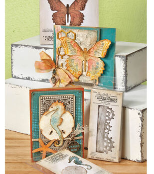 Tim Holtz Papercrafts