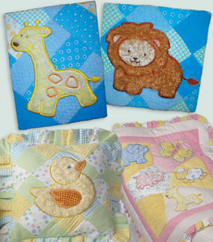 Applique Nursery Projects