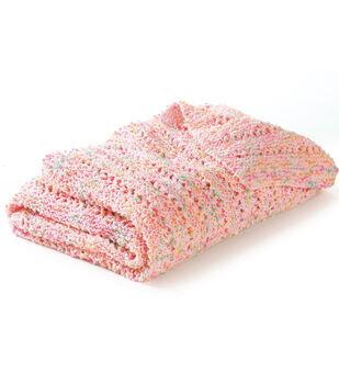 Dippy Dots Crochet Blanket