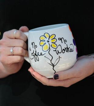 How To Make A No Coffee, No Workee Mug