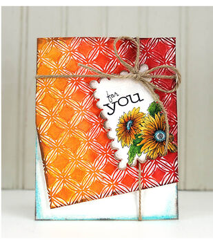 How To Make A For You Daisy Card