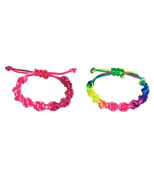 Spiral Macrame Bracelets