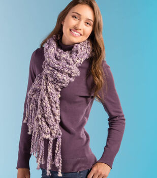 Knitting Pattern For Thick And Thin Yarn : Buttercream Thick & Thin Yarn Jo-Ann