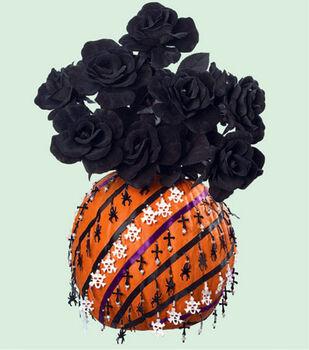 Goth Garden Vase