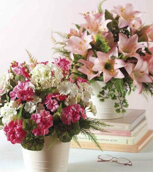 Basic Floral Arrangement