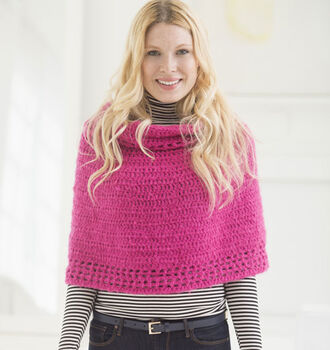 How To Make A Cocoon Cowl