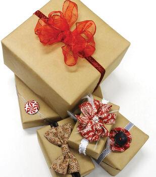Elastic Gift Wrap