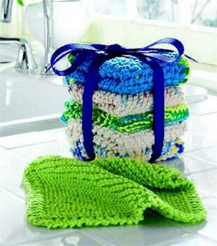 Knit and Crochet Dishcloths