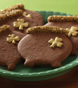 How To Make Pot o'Gold Cookies