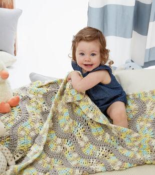 Making Waves Baby Blanket