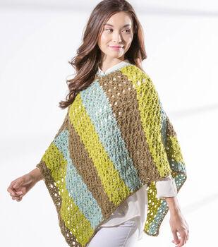 How To Make A Star Stitch Crochet Poncho