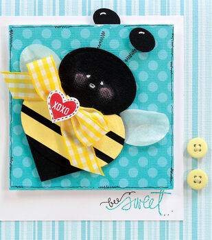 Bee Sweet Card