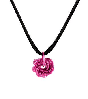 weave got mail how to make a mobius flower - Handmade Jewelry Design Ideas