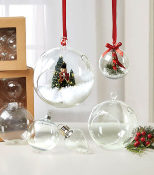 Learn to craft Glass Ornaments