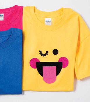 Emoji Faced T shirt