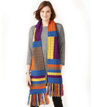 How To Make A London Calling Scarf