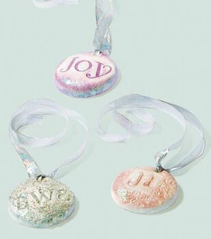 Clay Cookie Ornaments