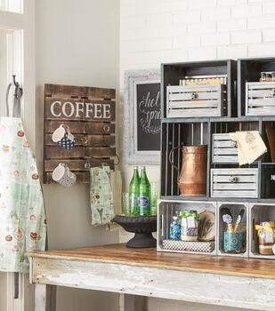 Cabinet System- Naturalist Kitchen