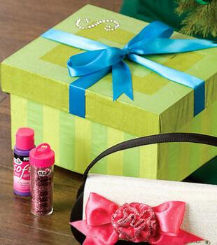 Glimmering Gift Box
