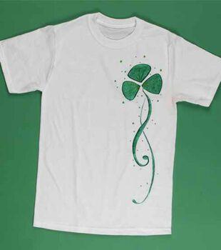 Lucky Shimmer Shirt