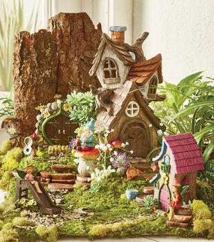 Naturalist Fairy Garden