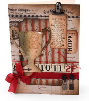 Trophy Card