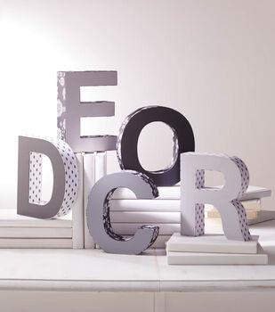 Buttercream™ Decor Letters
