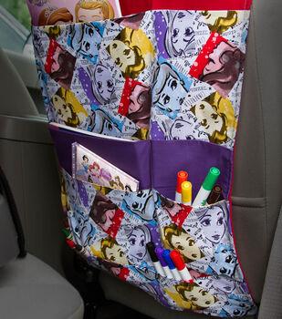 Princess Backseat Organizer