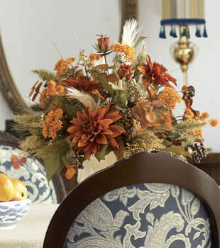 Shades of Autumn Arrangement
