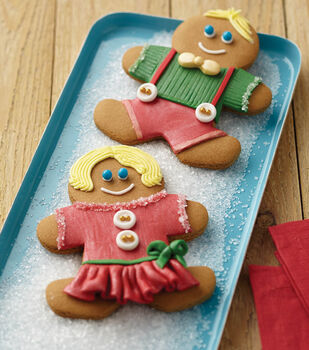 Christmas Gingerbread Girls and Boys