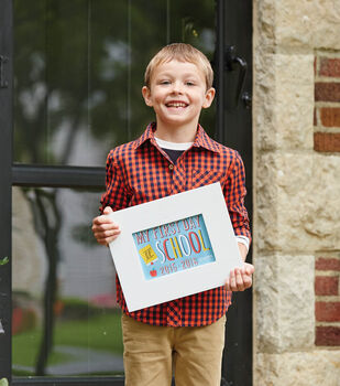 First Day of School Sign Printable