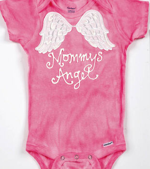 Baby Angel Onesie
