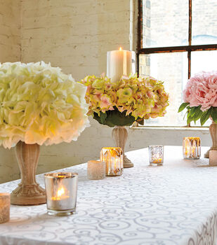 Floral Centerpiece Trio