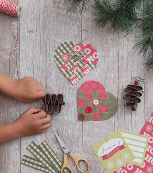 How To Make A Ribbon Candy Ornament