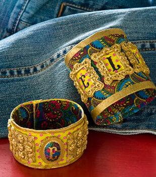 Mod Podge Bracelets