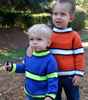 How To Make A Fishy Friends Pullover