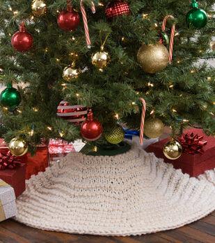 How To Make A Winter Wonderland Tree Skirt