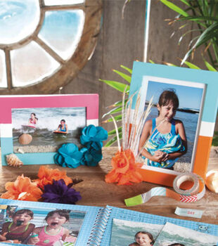 Tween Beach Frames