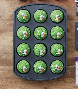 Ghoulishly Delightful Cupcakes