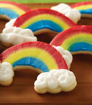How To Make A Reach For a Rainbow Cookie