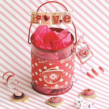 Love Candy Canister